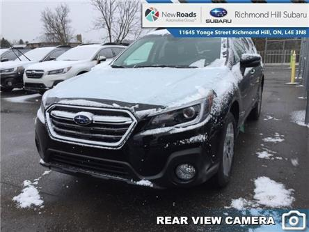 2019 Subaru Outback 2.5i Limited Eyesight CVT (Stk: 32491) in RICHMOND HILL - Image 1 of 19
