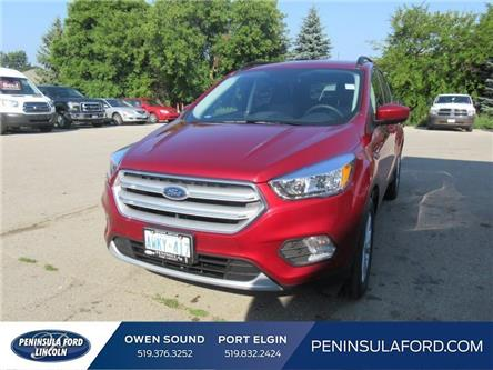 2018 Ford Escape SE (Stk: 18ES95) in Owen Sound - Image 1 of 16