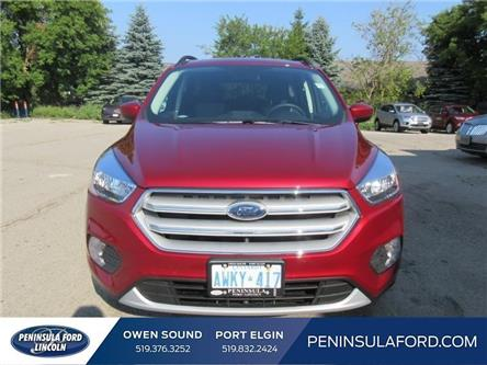 2018 Ford Escape SE (Stk: 18ES95) in Owen Sound - Image 2 of 16