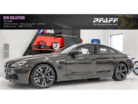 2018 BMW M6 Gran Coupe Base (Stk: 20761) in Mississauga - Image 1 of 20