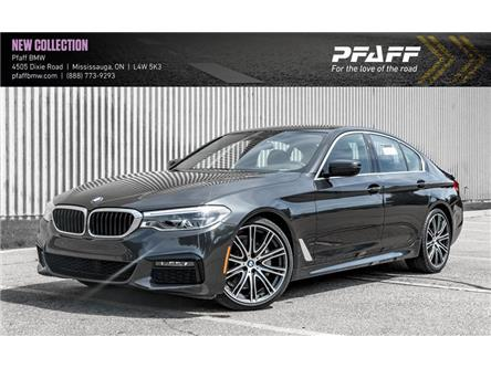 2019 BMW 540i xDrive (Stk: 21800) in Mississauga - Image 1 of 22