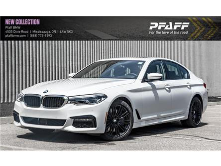 2019 BMW 540i xDrive (Stk: 22206) in Mississauga - Image 1 of 21