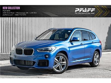 2019 BMW X1 xDrive28i (Stk: 22333) in Mississauga - Image 1 of 22