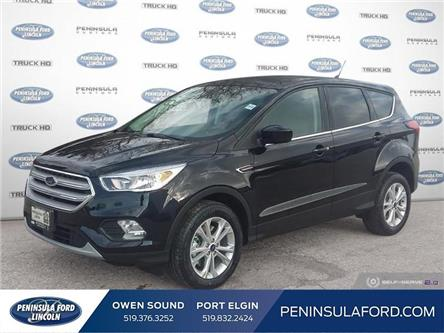 2019 Ford Escape SE (Stk: 19ES30) in Owen Sound - Image 1 of 24