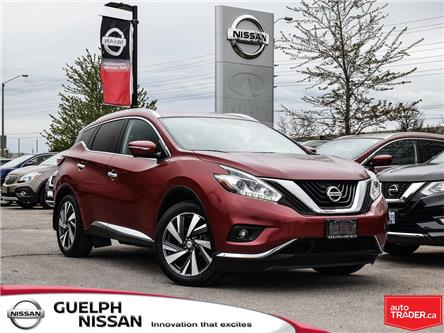 2015 Nissan Murano Platinum (Stk: I6919A) in Guelph - Image 1 of 23