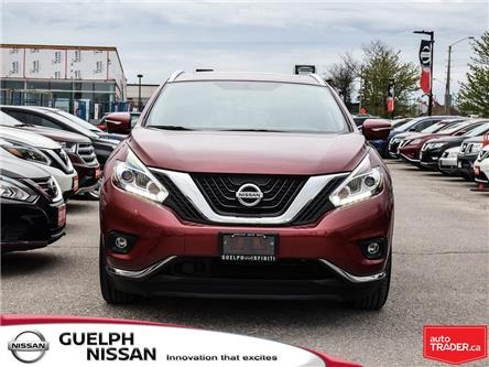 2015 Nissan Murano Platinum (Stk: I6919A) in Guelph - Image 2 of 23