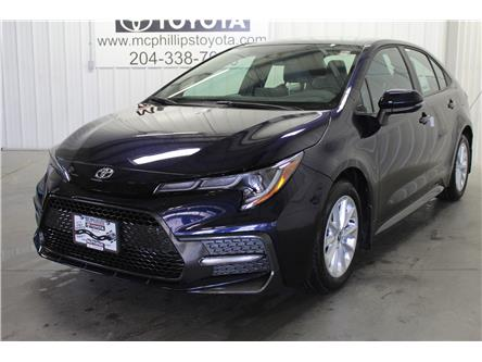 2020 Toyota Corolla SE (Stk: P007565) in Winnipeg - Image 1 of 27