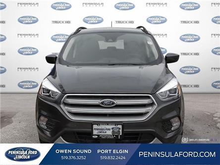 2019 Ford Escape SEL (Stk: 19ES66) in Owen Sound - Image 2 of 24