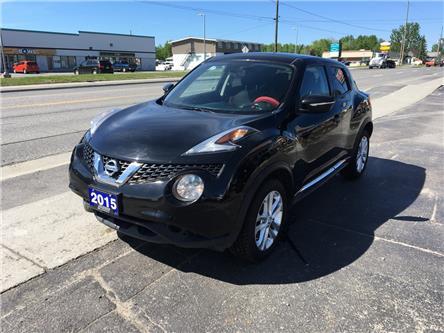 2015 Nissan Juke SV (Stk: ) in Garson - Image 2 of 10