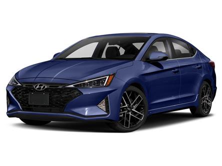 2019 Hyundai Elantra Sport (Stk: 28952) in Scarborough - Image 1 of 9