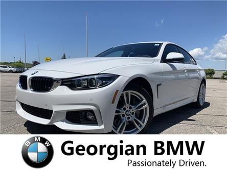 2019 BMW 430i xDrive Gran Coupe (Stk: B19091) in Barrie - Image 1 of 21