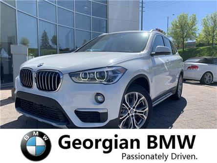 2019 BMW X1 xDrive28i (Stk: B19150) in Barrie - Image 1 of 7