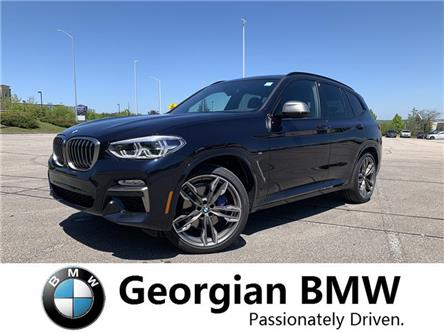 2019 BMW X3 M40i (Stk: B19154) in Barrie - Image 1 of 7