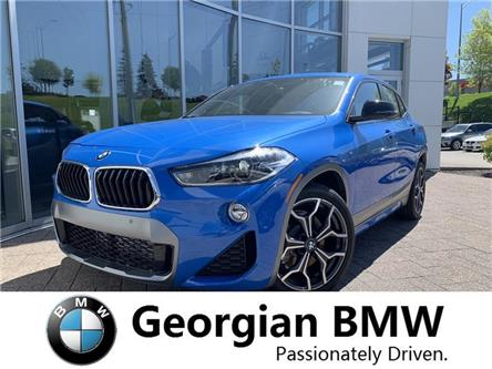2019 BMW X2 xDrive28i (Stk: B19168) in Barrie - Image 1 of 6
