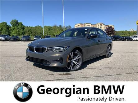 2019 BMW 330i xDrive (Stk: B19174) in Barrie - Image 1 of 7