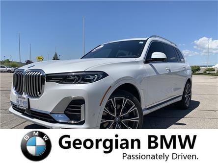 2019 BMW X7 xDrive40i (Stk: B19161) in Barrie - Image 1 of 18