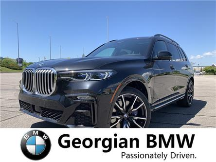 2019 BMW X7 xDrive40i (Stk: B19190) in Barrie - Image 1 of 18