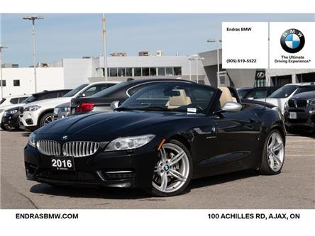 2016 BMW Z4 35is (Stk: P5876) in Ajax - Image 1 of 21