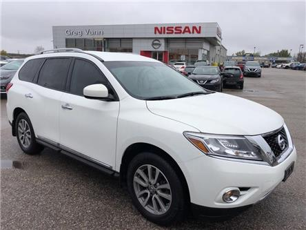 2014 Nissan Pathfinder SL (Stk: U0961A) in Cambridge - Image 1 of 30