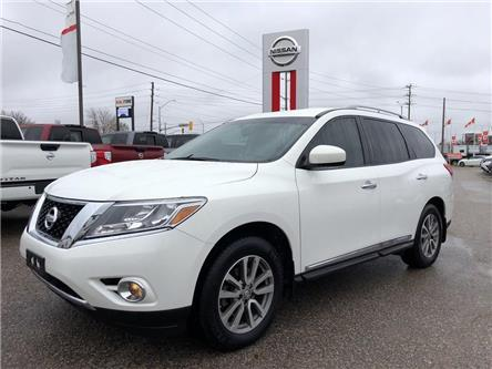 2014 Nissan Pathfinder SL (Stk: U0961A) in Cambridge - Image 2 of 30