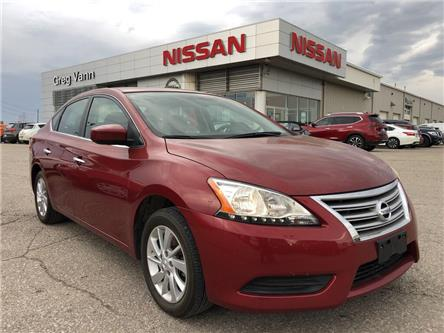 2015 Nissan Sentra 1.8 SV (Stk: P2534) in Cambridge - Image 1 of 30
