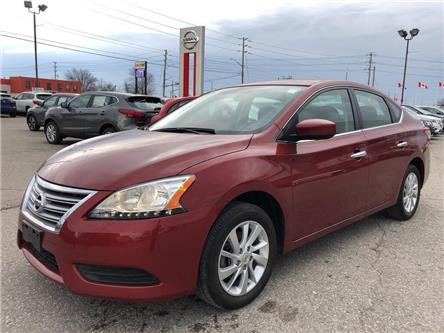 2015 Nissan Sentra 1.8 SV (Stk: P2534) in Cambridge - Image 2 of 30