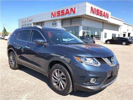 2016 Nissan Rogue SL Premium (Stk: P2608) in Cambridge - Image 1 of 28