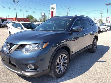 2016 Nissan Rogue SL Premium (Stk: P2608) in Cambridge - Image 2 of 28