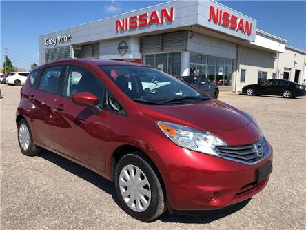 2016 Nissan Versa Note 1.6 SV (Stk: P2605) in Cambridge - Image 1 of 27