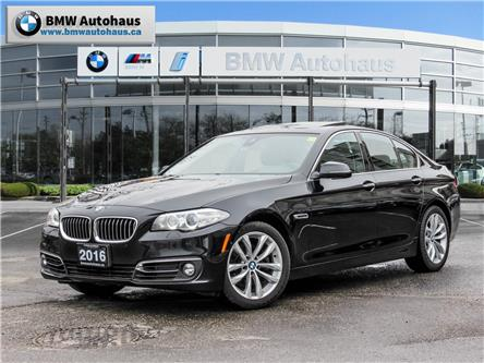 2016 BMW 528i xDrive (Stk: P8876) in Thornhill - Image 1 of 30