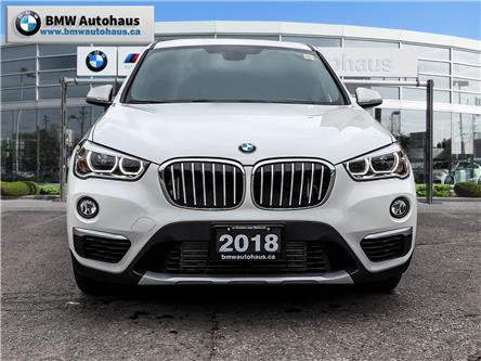 2018 BMW X1 xDrive28i (Stk: P8933) in Thornhill - Image 2 of 25