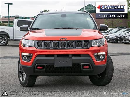 2018 Jeep Compass Trailhawk (Stk: PLDUR6162) in Ottawa - Image 2 of 30