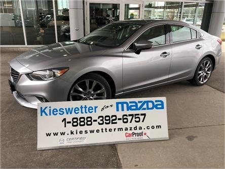 2015 Mazda MAZDA6 GT (Stk: 35197A) in Kitchener - Image 1 of 30