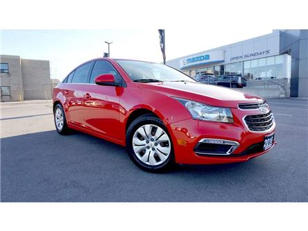 2016 Chevrolet Cruze Limited 1LT (Stk: DR136A) in Hamilton - Image 2 of 39