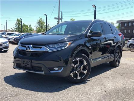 2017 Honda CR-V Touring (Stk: 58015A) in Scarborough - Image 1 of 23