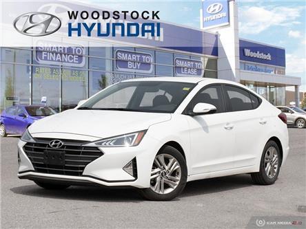 2019 Hyundai Elantra Preferred (Stk: HD19021) in Woodstock - Image 1 of 27