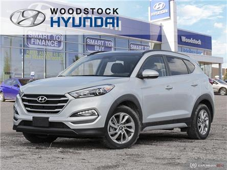 2018 Hyundai Tucson Luxury 2.0L (Stk: HD18079) in Woodstock - Image 1 of 27