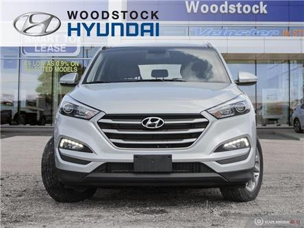 2018 Hyundai Tucson Luxury 2.0L (Stk: HD18079) in Woodstock - Image 2 of 27