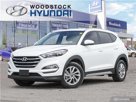2018 Hyundai Tucson Premium 2.0L (Stk: HD18077) in Woodstock - Image 1 of 27