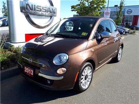 2013 Fiat 500C Lounge (Stk: P0077) in Courtenay - Image 1 of 9
