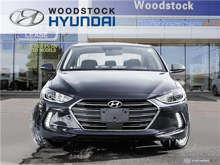 2018 Hyundai Elantra GLS (Stk: HD18073) in Woodstock - Image 2 of 27