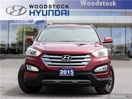 2015 Hyundai Santa Fe Sport 2.0T Premium (Stk: P1419) in Woodstock - Image 2 of 27