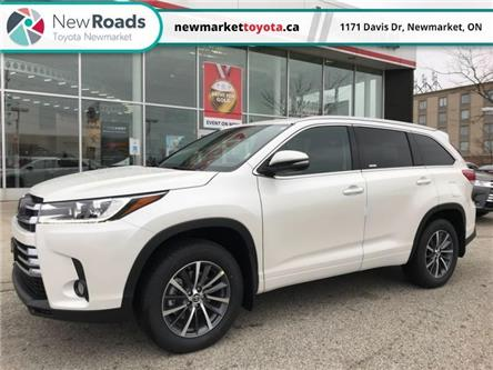 2019 Toyota Highlander XLE (Stk: 33703) in Newmarket - Image 1 of 20