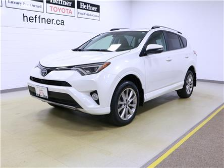 2018 Toyota RAV4 Limited (Stk: 195525) in Kitchener - Image 1 of 33