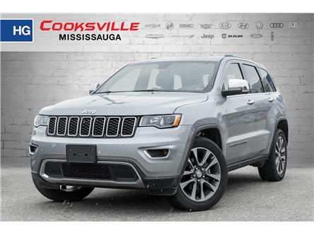 2018 Jeep Grand Cherokee Limited (Stk: 7877PR) in Toronto, Ajax, Pickering - Image 1 of 8