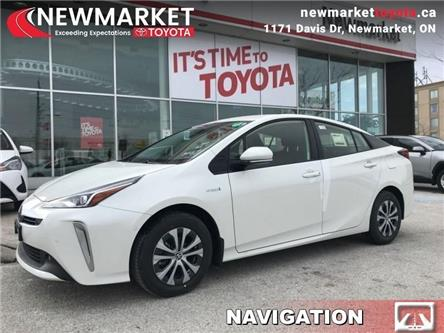 2019 Toyota Prius Technology (Stk: 34044) in Newmarket - Image 1 of 18