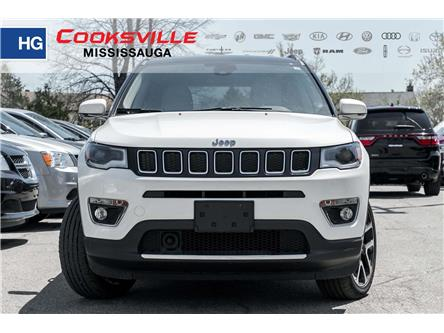 2018 Jeep Compass Limited (Stk: 666712T) in Toronto, Ajax, Pickering - Image 2 of 20