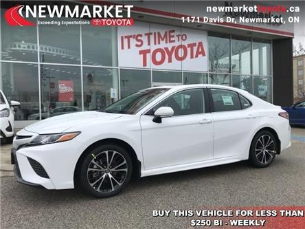 2019 Toyota Camry SE (Stk: 34161) in Newmarket - Image 1 of 18