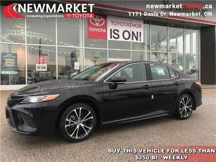 2019 Toyota Camry SE (Stk: 34208) in Newmarket - Image 1 of 18