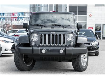 2017 Jeep Wrangler Unlimited Sahara (Stk: 7918P) in Toronto, Ajax, Pickering - Image 2 of 17